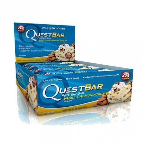 Quest Bar Protein 12 x60grs