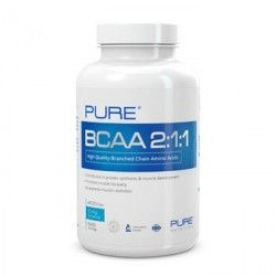 Pure Bcaa 2:1:1 400tabls