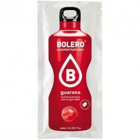 Bolero Drinks Guarana (Con stevia)