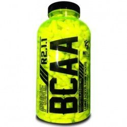 Pure Bcaa 3XL 2:1:1 500caps