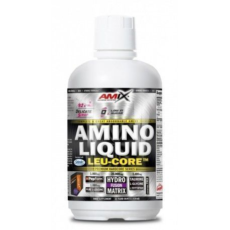 AMIX Amino Liquid Leu-CORE 920ml