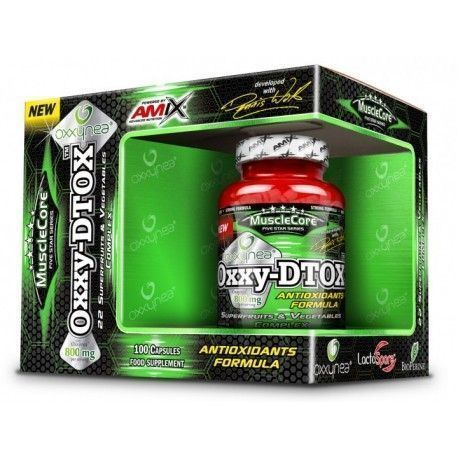 AMIX MUSCLECORE Oxxy-DTOX 100caps