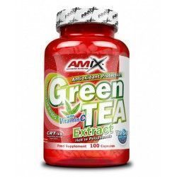 AMIX Green Tea Extract 100caps