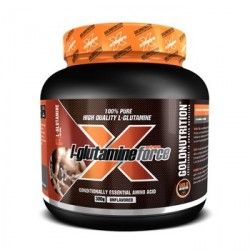 GOLD NUTRITION L-Glutamina Extreme Force 300grs