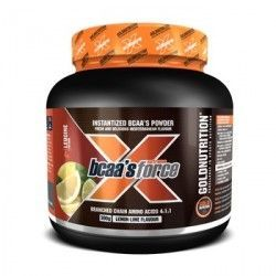 GOLD NUTRITION Bcaa Extreme Force 300grs