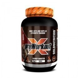 GOLD NUTRITION Pre-Workout Extreme Force 1000grs