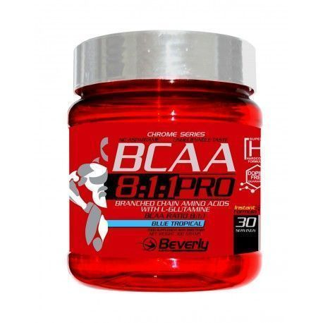 BEVERLY NUTRITION Bcaa 8:1:1 Pro 300grs