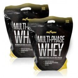 Pack Multi-Phase Whey 2 x 2.3kg