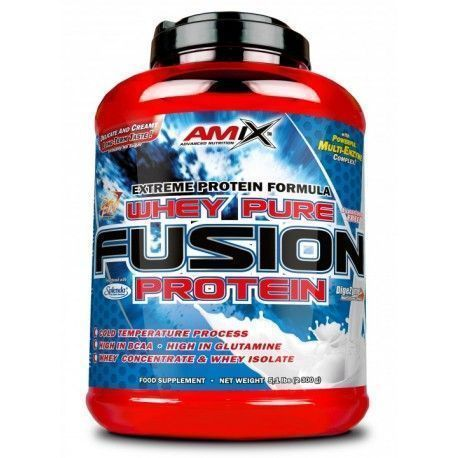 AMIX Whey Pure FUSION 2.3Kgrs