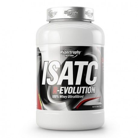HYPERTROPY NUTRITION 100% Isatc Whey R-Evolution 1.8 Kgrs