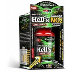 AMIX MUSCLECORE Hell´s No2