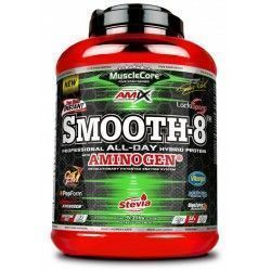 AMIX MUSCLECORE Smooth-8 Hybrid Protein 2.3kg