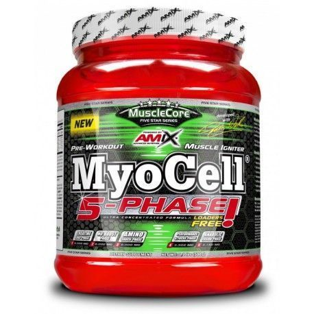 AMIX MUSCLECORE MyoCell 5 Phase