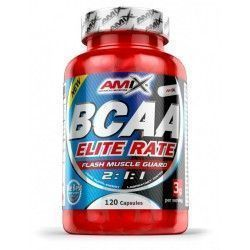 AMIX BCAA Elite Rate 500 cápsulas