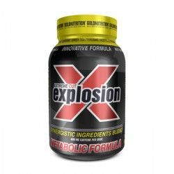 GOLD NUTRITION EXTREME CUT EXPLOSION 120CAPS