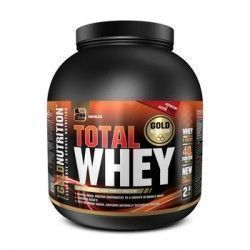 GOLD NUTRITION total whey 2kg
