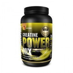 GOLD NUTRITION creatine power mix 1kg