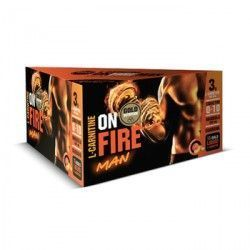 GOLD NUTRITION l-carnitine onfire man 15x10ml