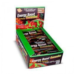 ENERGY BOOST GUMMIES + CAFFEINE 12x64grs