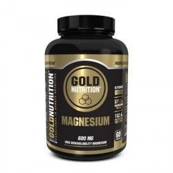 GOLD NUTRITION MAGNESIUM 60 Caps