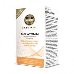 GOLD NUTRITION MELATONIN POWER SLEEP 30 Caps