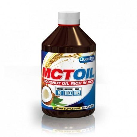 MCT OIL (ACEITE DE COCO) 500ML