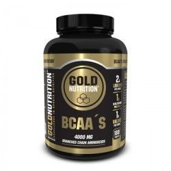 GOLD NUTRITION BCAA 180TABLS