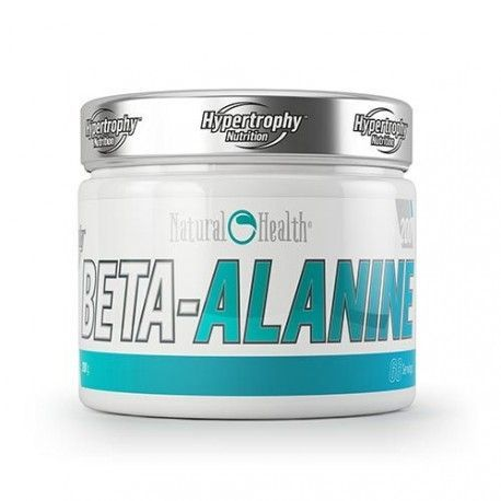 HYPERTROPHY NATURAL HEALTH Beta-Alanine 200grs