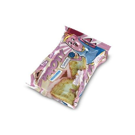 MAX PROTY PINK&CREAM 2 Bollitos de 50g