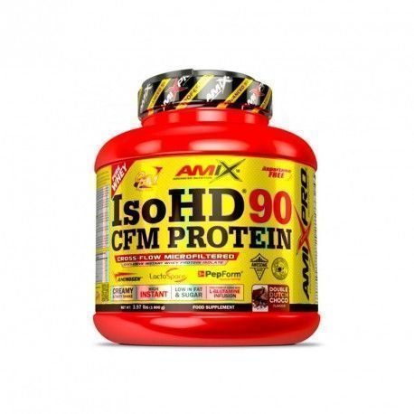 IsoHD 90 CFM Protein 1800grs