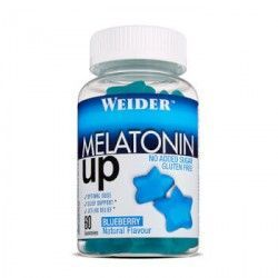 MELATONIN UP 60 GOMINOLAS