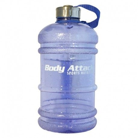 BODY ATTACK WATER BOTTLE XXL 2.2 L azul