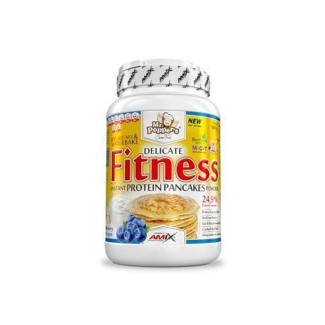 FITNESS PROTEIN PANCAKES 800 grs