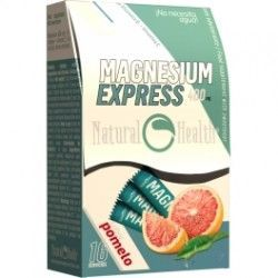Hypertrophy Natural Health Magnesio Express 16 sobres x 32 gr