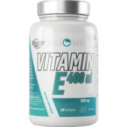 Hypertrophy Natural Health Vitamina E 60 caps