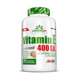 GREEN DAY VITAMIN E 400 I.U. LIFE+ 200 CapsGRE