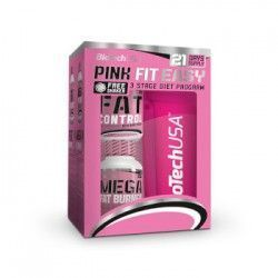 BIOTECH USA PINK FIT EASY KIT