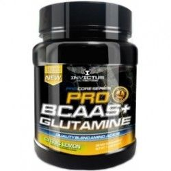 Invictus Nutrition BCAA + Glutamina 500 grs