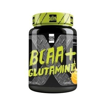 SOUL PROJECT BCAA + GLUTAMINA 600GRS