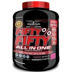 Invictus Nutrition Fifty Fifty All in One (50/50) 2 kg