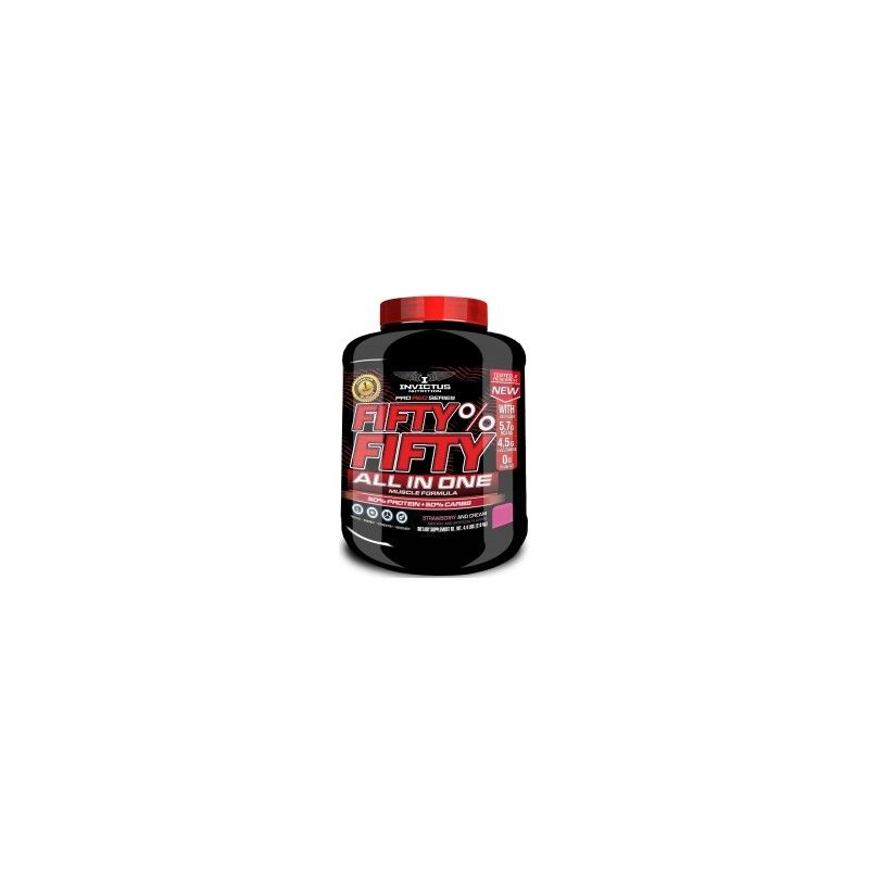 COMPRAR INVICTUS NUTRITION Fifty Fifty All in One