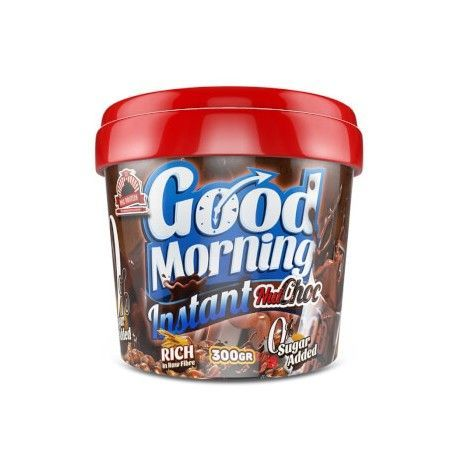 max protein GOOD MORNING nutchoc INSTANT 300grs