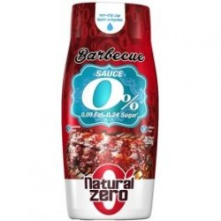 NATURAL ZERO Salsa Barbacoa 320grs