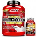 PACK AMIX Predator Protein 2 Kgrs + thermocore 90caps