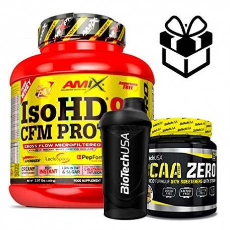 AMIX PRO ISO HD 90 CFM PROTEIN 800GRS