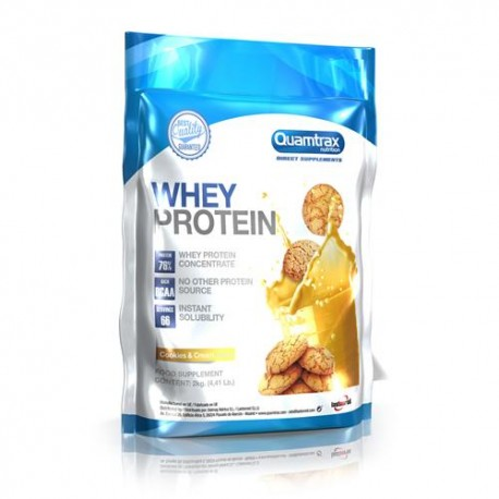 quamtrax direct whey protein 2kg