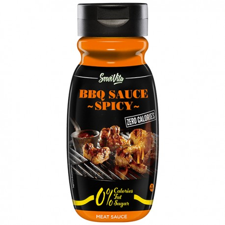 SERVIVITA SALSA BARBACOA PICANTE 315ml