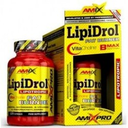 LipiDrol Fat Burner 120caps