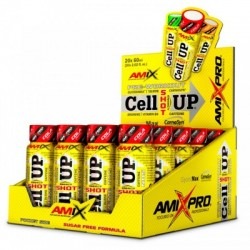 Amix Pro CellUp Energy Shot 20 vial x 60 ml