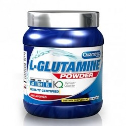 QUAMTRAX L-GLUTAMINE POWDER 400 g